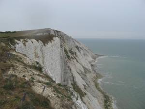 Chalk cliffs, Beachy Head